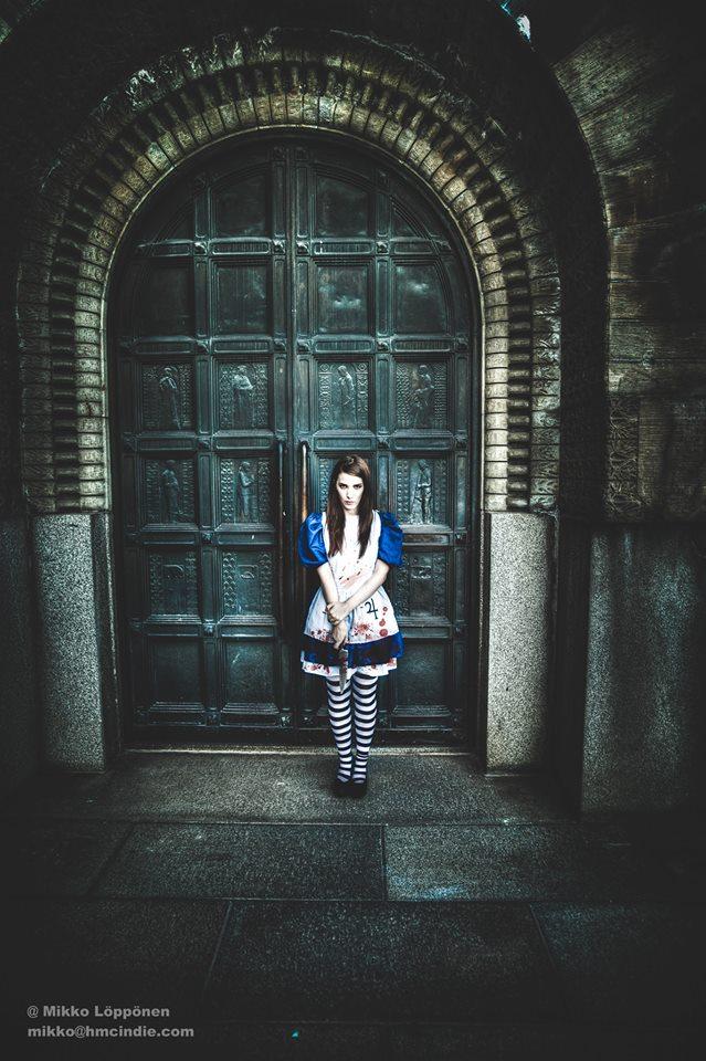 Alice Liddell by MissLiddles
