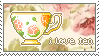 I love TEA stamp