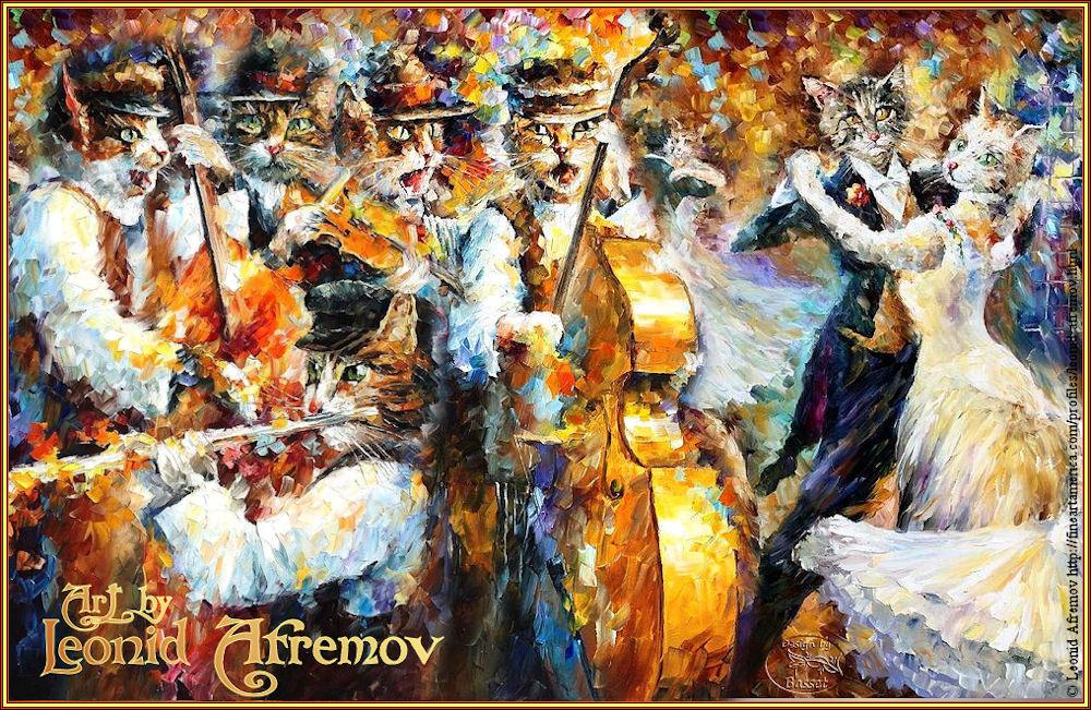Art by Leonid Afremov
