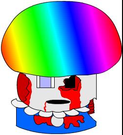 Clown Zombie by Tikawatt