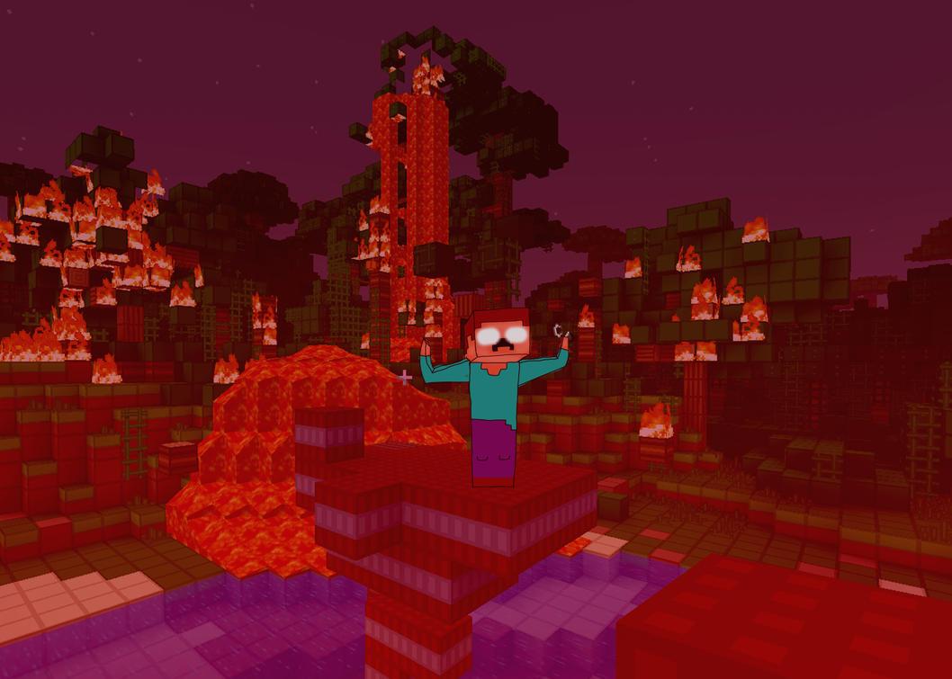 Herobrine - Wiki Minecraft