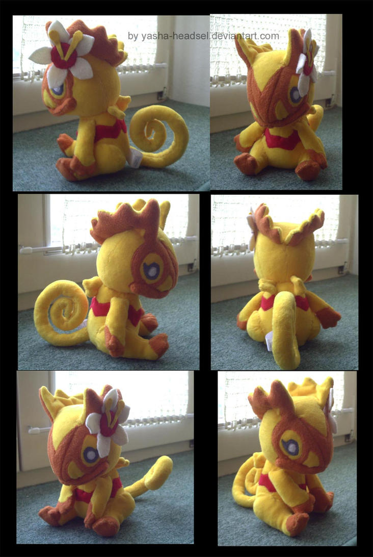 Anana Plush by Ashayx