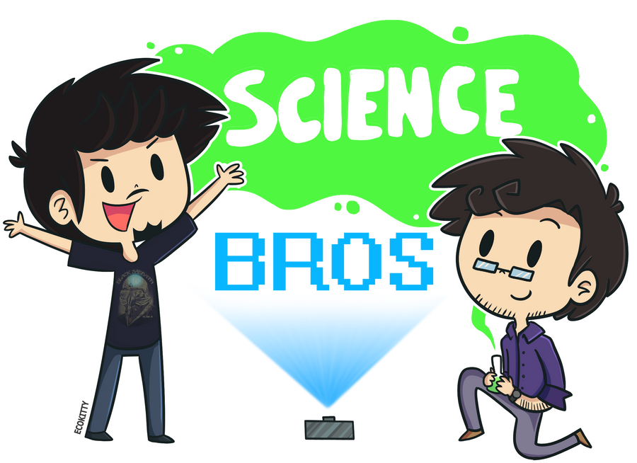 Science Bros New Banner by ecokitty
