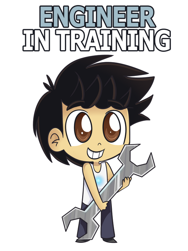Engineer in Training by ecokitty