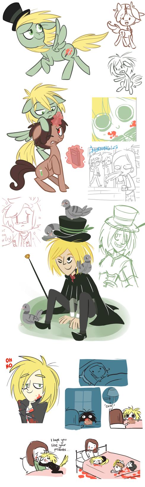 Jekyll Hyde Dump by ecokitty