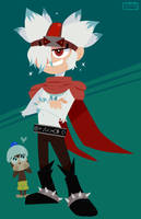 Ape Escape - Specter 2 by ecokitty