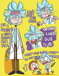 Rick and Morty (Mostly Rick tho)
