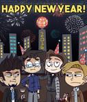 AsktheScienceBros- New Years 2016