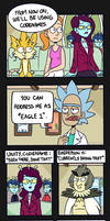 Rick and Morty: Eagle 1