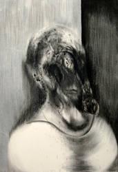 portrait by grayholedust