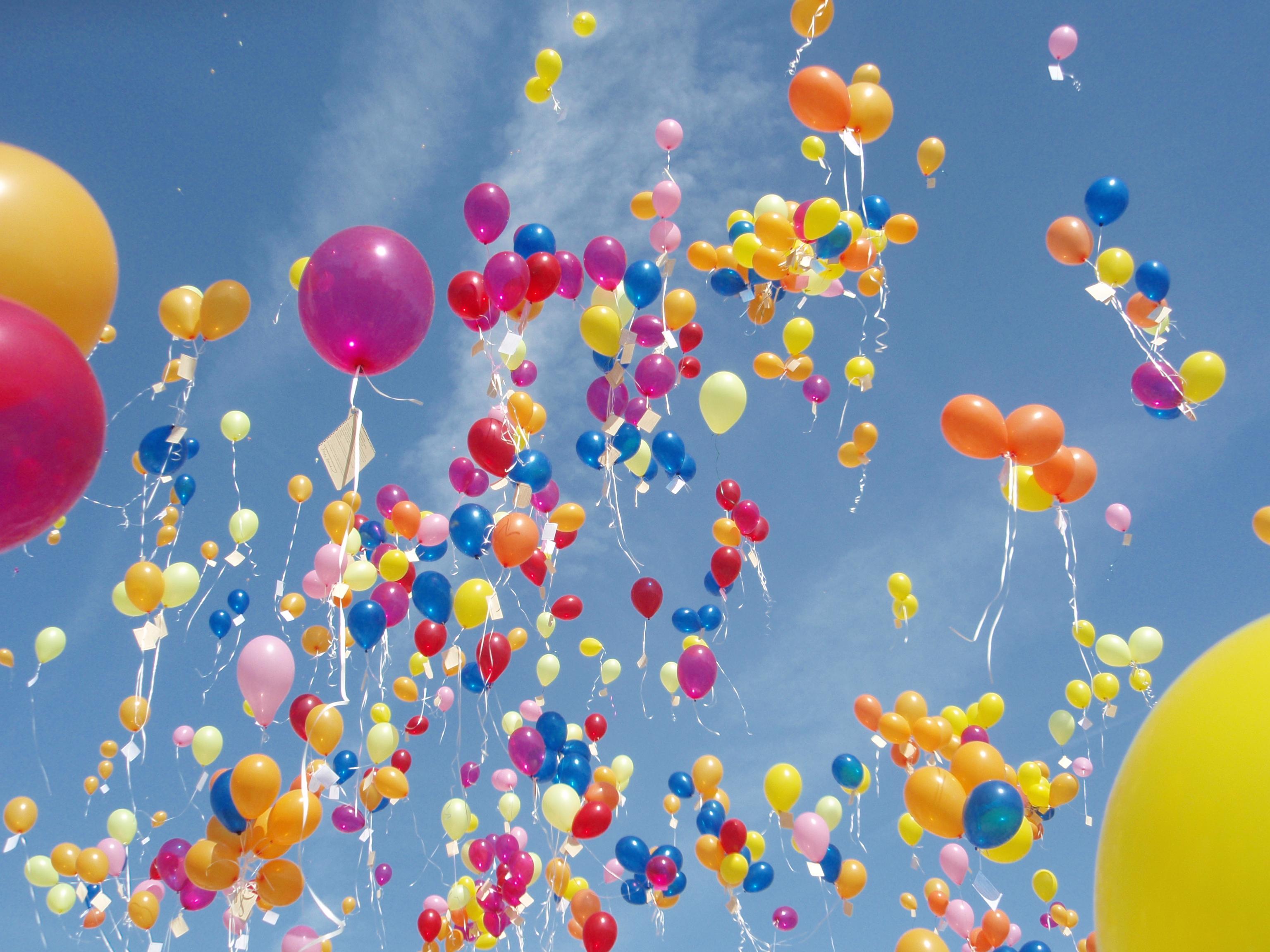 Balloons by Cajun497