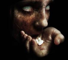 Pain Pills by InspiredInsanity