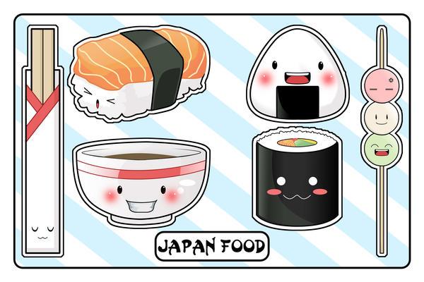 japan food by Nade