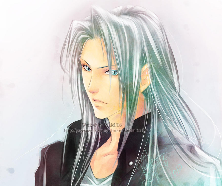Sephiroth by eagiel