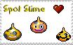 I love Spot Slimes -stamp- by Tibby-san