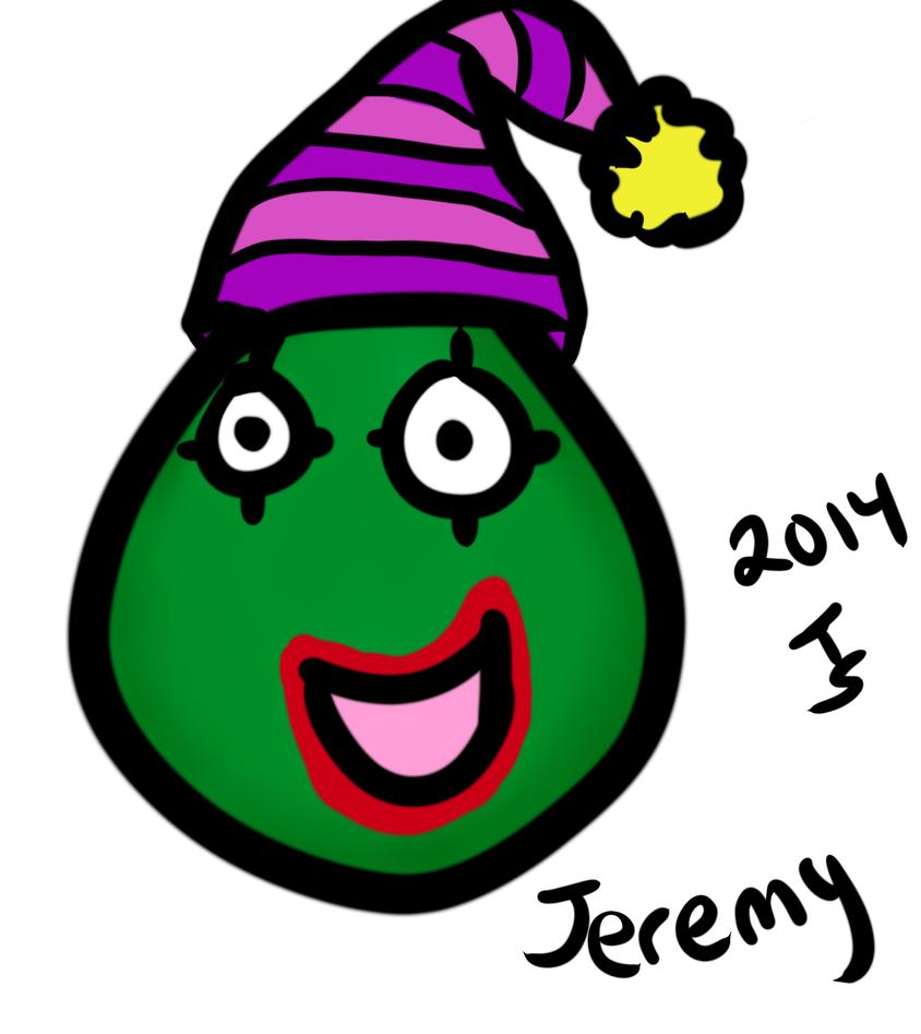 Jeremy - Slime by Tibby-san