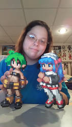 Me and my fave Disgaea gals