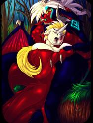 Sleeping TGerror by Zecon