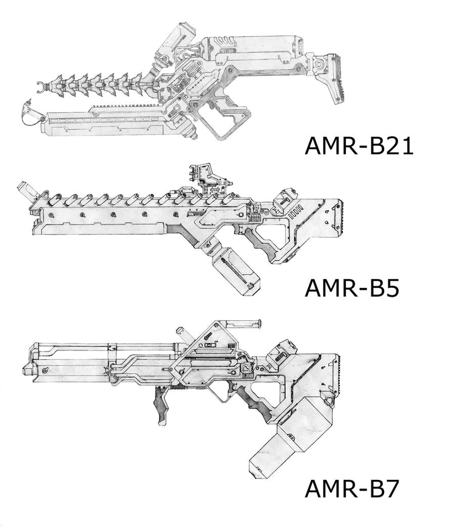 district 9 weapons by J-J8 on DeviantArt