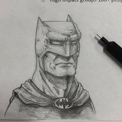 Batman of the Board