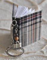 'Old Blouse'  Keychain book