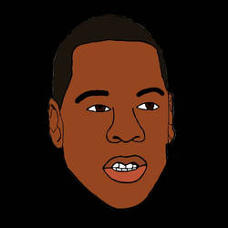 I drew Jay Z.