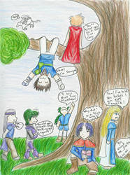 Fire Emblem Stupidity by DeesDilemma
