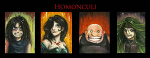 Homonculi