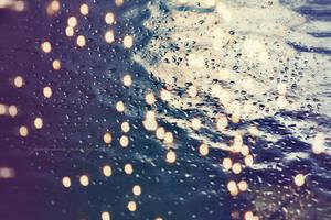 water bokeh. by jessmarie