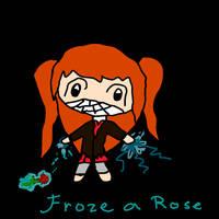 Reen Froze a Rose by Truffly