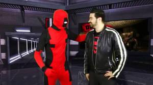 Deadpool and Angry Joe