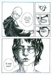 HP and the Chained Souls page2 by francu