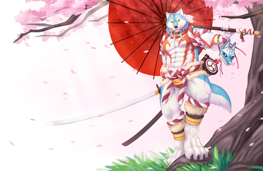 Ronin WolfLSI by Tiger.cake.g by WolfLSI