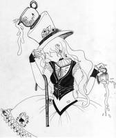 Mad Hatter Girl... by Animefeiry2
