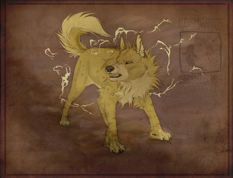 --Divergent-- Legend_Of_The_Thunder_Dogs_by_ElementalSpirits