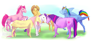 Pony Greeting