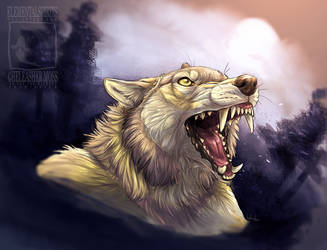 Do Not Upset A Werewolf by ElementalSpirits