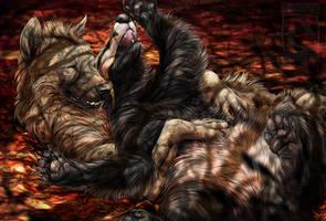 Tackle Hug by ElementalSpirits
