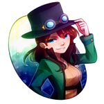 A Spunky Steampunker