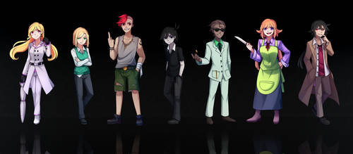 The 7 Deadly Dorks v2 by speckticuls