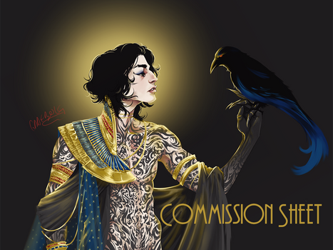 Commission Sheet OPEN