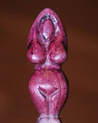 Purpleheart Goddess