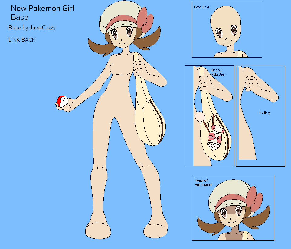 Pokemon girl base