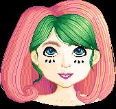Watermelon girl by CarolMP