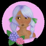 Hydrangeas by CarolMP