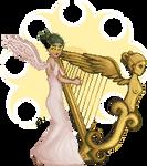 Angel by CarolMP