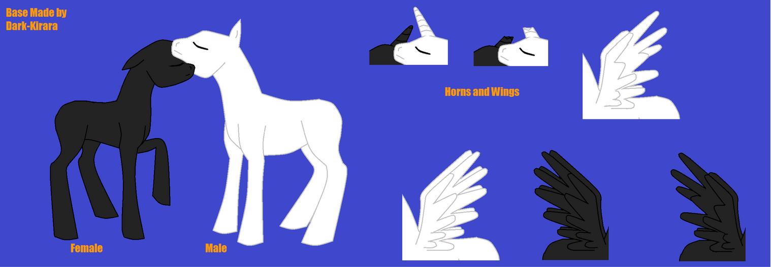 Wings Of Summer Original >> My Little Pony Base Reunited by Zalia13 on DeviantArt