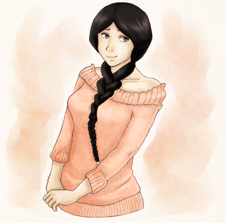 commission - Retsu Unohana by frecklesmelody