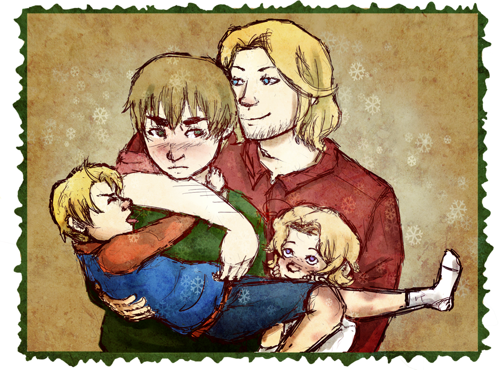 a family portrait by frecklesmelody