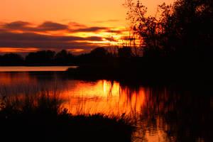 Lakes Entrance Sunrise 02 by Braunaudio